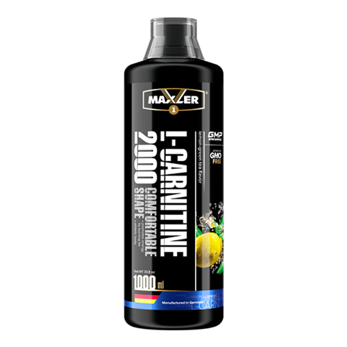 Maxler L-Carnitine 2000 mg 1000 ml