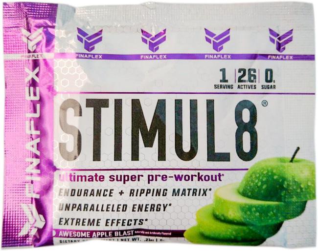 FinaFlex Stimul8 порционно