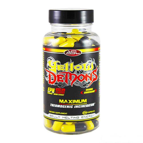 ASL Yellow Demons 100 cap