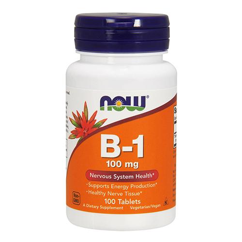 NOW B-1 100 mg 100 tab