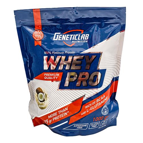 GeneticLab Whey Pro 1000 g