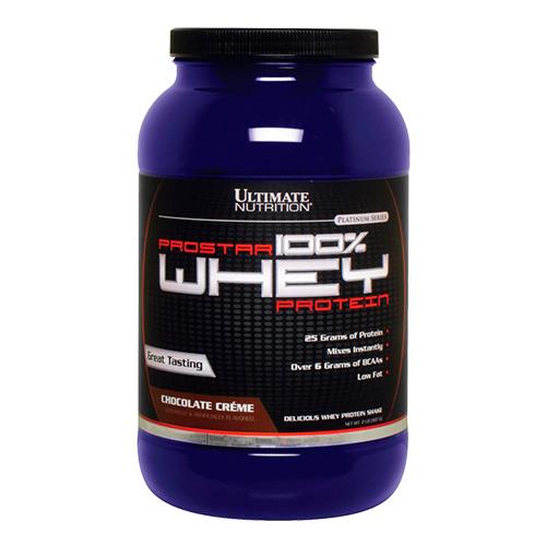 Ultimate Nutrition Prostar 100% Whey 900 g