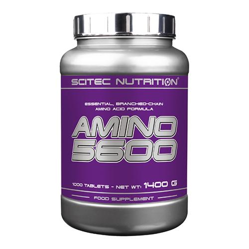 Scitec Nutrition Amino 5600 1000 tab