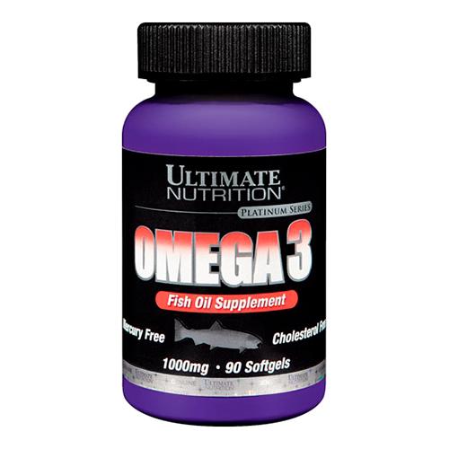 Ultimate Nutrition Omega 3 1000 mg 90 softgels