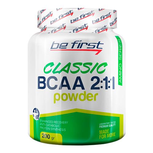Be First BCAA 2:1:1 Classic Powder 200 g