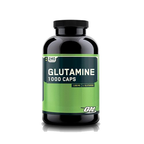 Optimum Nutrition Glutamine Caps 1000 mg 240 caps