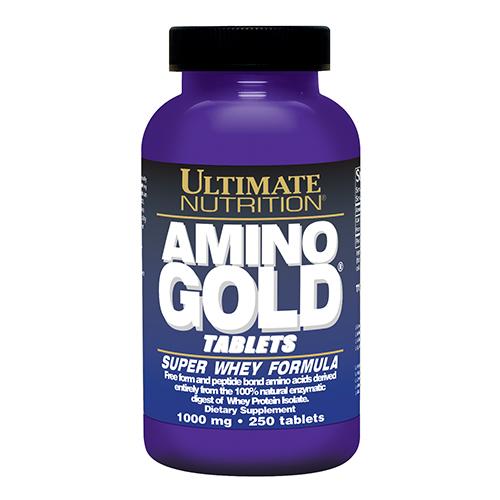 Ultimate Nutrition Amino Gold 1000 mg 250 tab