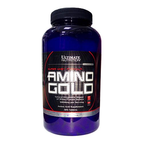 Ultimate Nutrition Amino Gold 1500 mg 325 tab