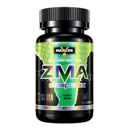 Maxler ZMA Sleep Max 90 caps
