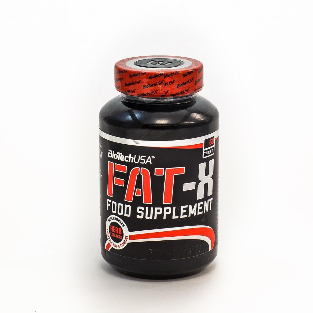 BioTechUSA Fat-X 60 tab
