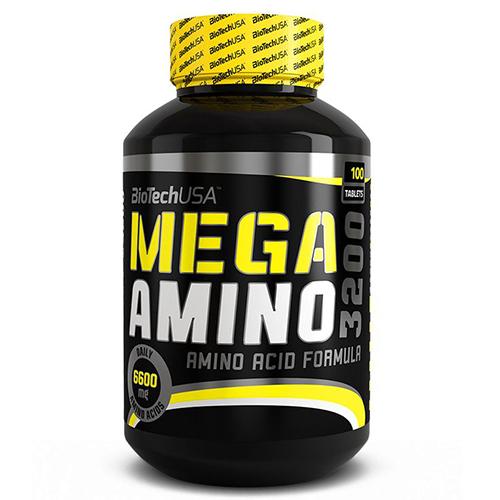 BioTechUSA Mega Amino 3200 100 tab