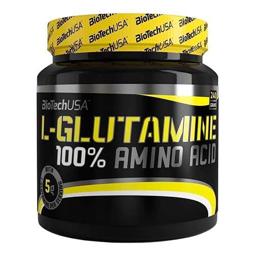 BioTechUSA L-Glutamine  240 g