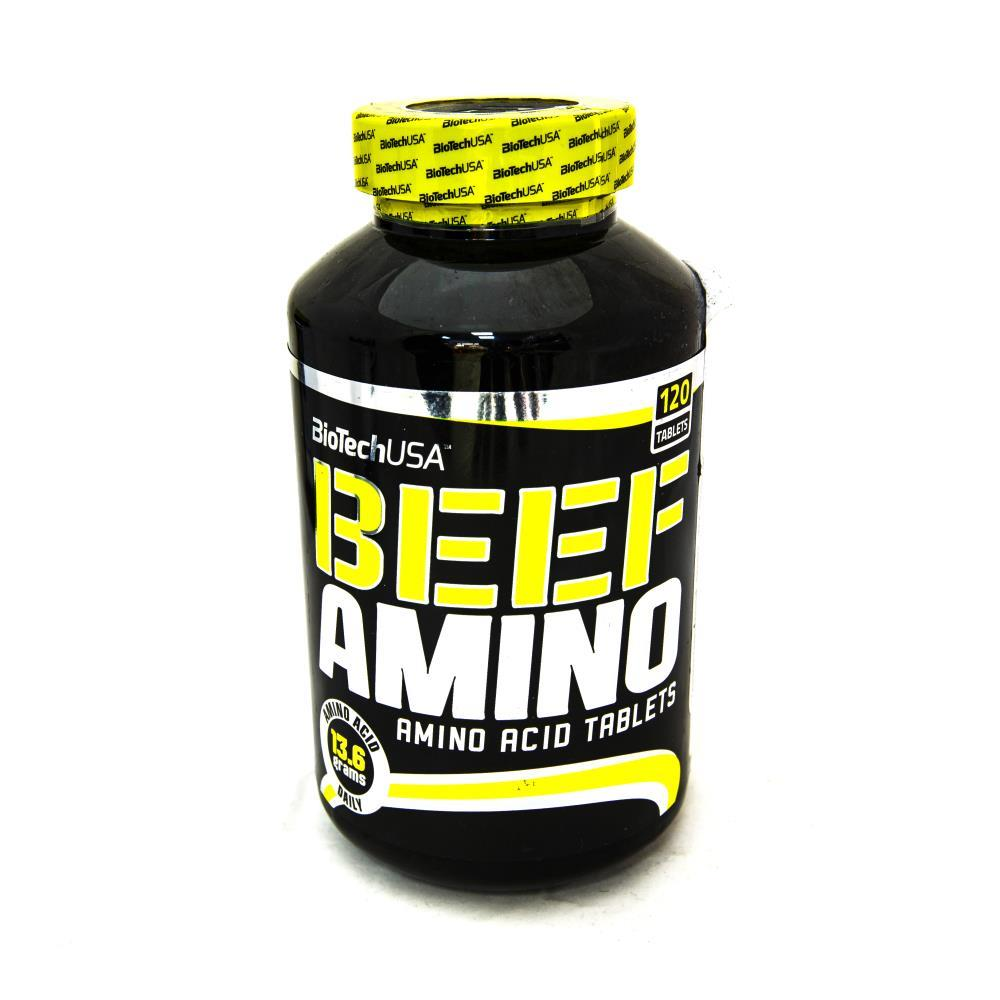BioTechUSA Beef Amimo 120 tab