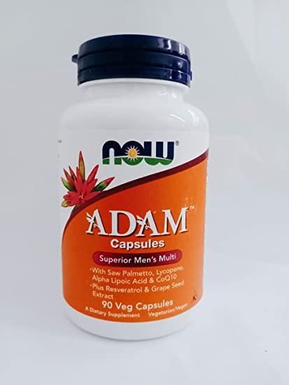 NOW Adam Superior Men's Multi 90 vcaps