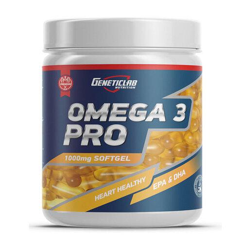 GeneticLab Omega 3 Pro 300 caps
