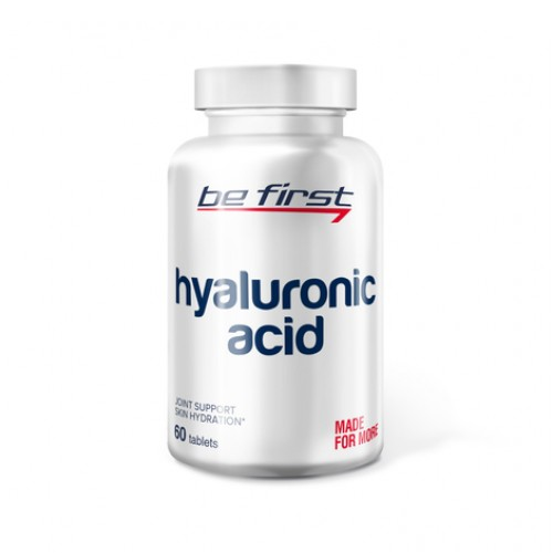 Be First Hyaluronic Acid 60 tab