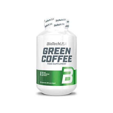 BioTechUSA Green Coffee 120 tab