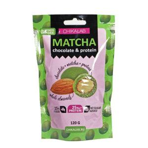 Chikalab Драже «Миндаль в шоколаде» 120 г