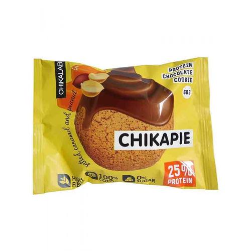Chikalab Печенье глазированное с начинкой 60 г