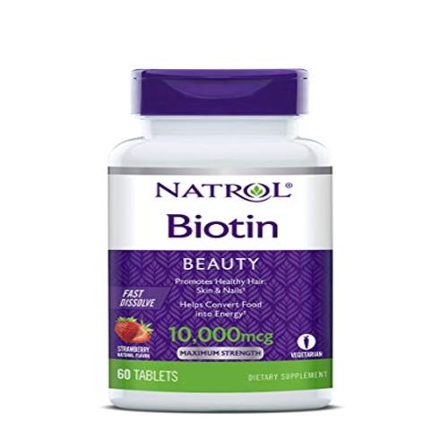 Natrol Biotin 60 tab