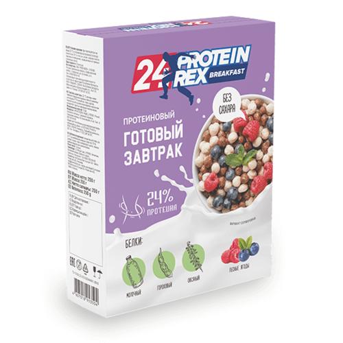 Protein Rex Протеиновый завтрак 250 г