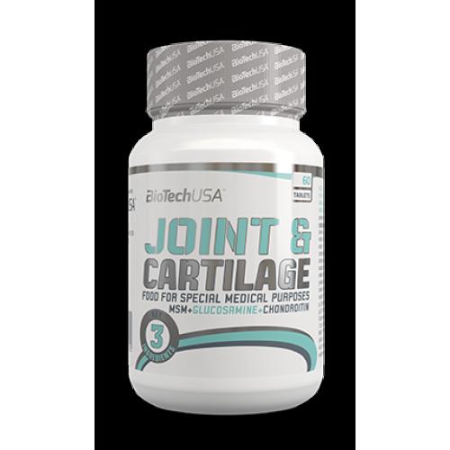 BioTechUSA Joint and Cartilage 60 tab