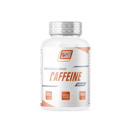 2SN Caffeine 100 caps
