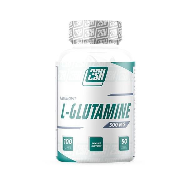 2SN Glutamine 100 caps