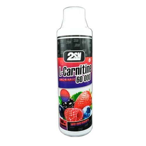 2SN L-Carnitine 500 ml