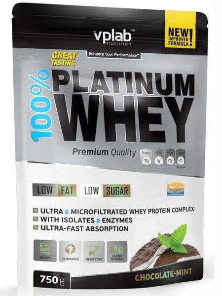 VPLab 100% Platinum Whey 750 g