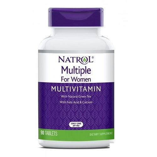 Natrol Multiple for Woman 90 caps