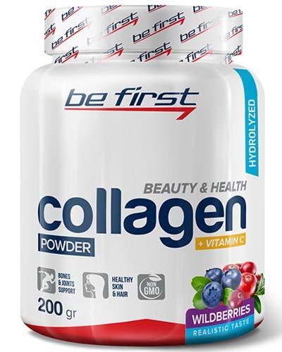 Be First Collagen + Vitamin C 200 g