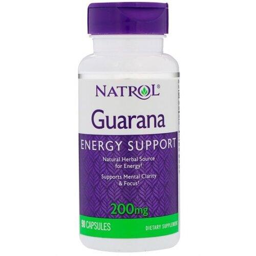 Natrol Guarana 200 mg 90 caps