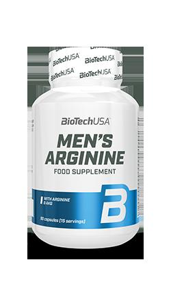 BioTechUSA Mens Arginine 90 caps