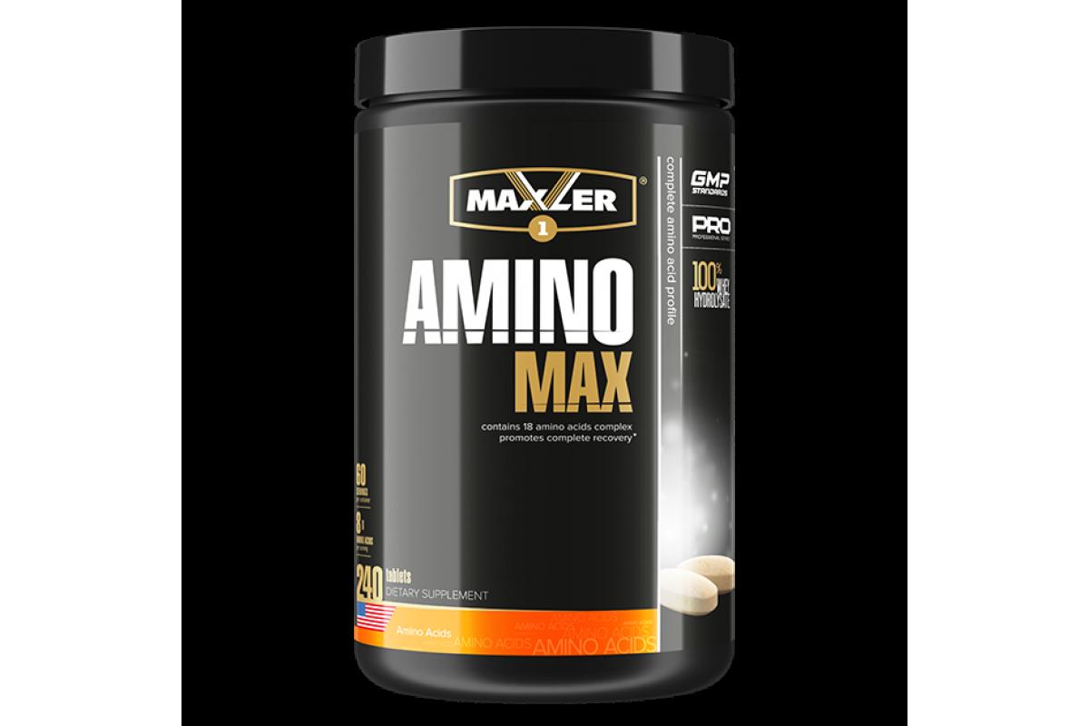 Maxler Amino Max 240 tab