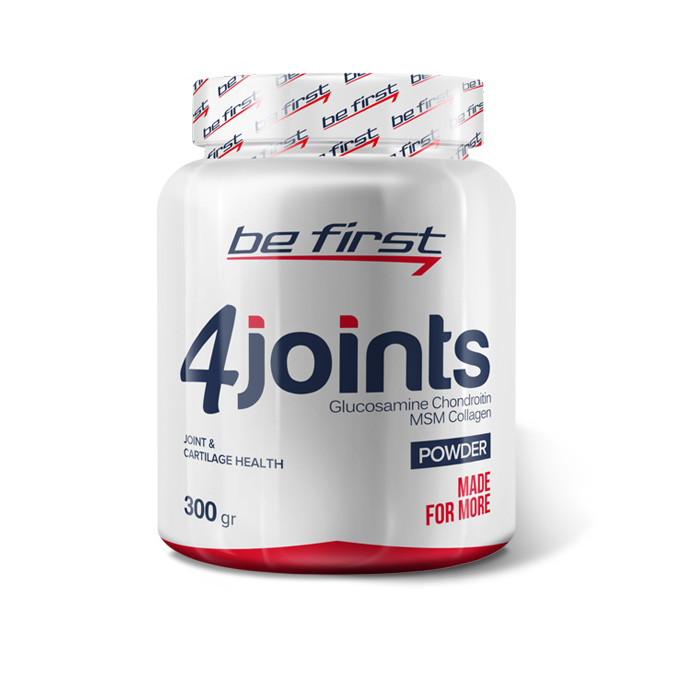 Be First 4joints Powder 300 g