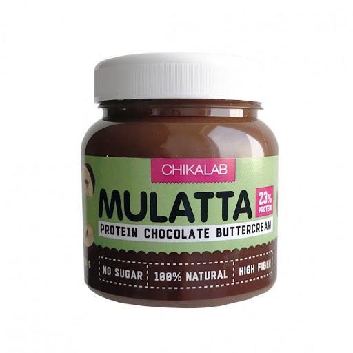 Chikalab Паста шоколадная с фундуком Mulatta 250 г