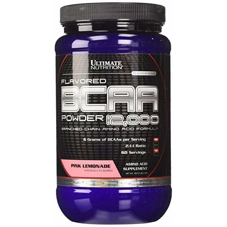 Ultimate Nutrition BCAA 12.000 228 g