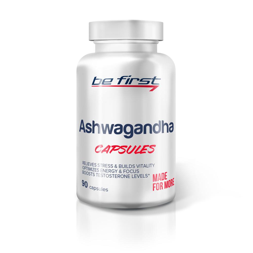 Be First Ashwagandha 90 caps