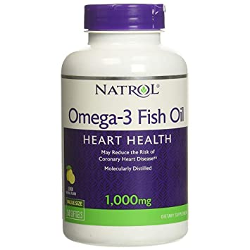 Natrol Omega 3 60 caps