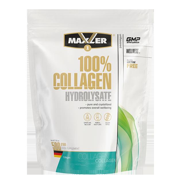 Maxler 100% Collagen Hydrolysate 500 g