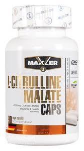 Maxler L-Citrulline Malate 90 vcaps