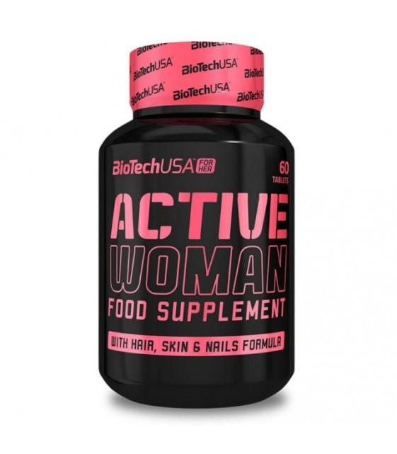 BioTechUSA Active Women 60 tab