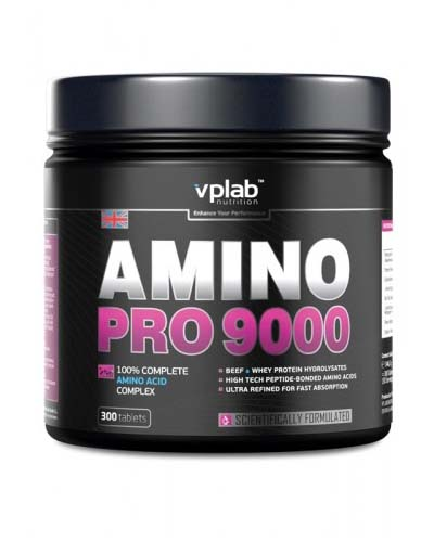 VPLab Amino Pro 9000 300 tab
