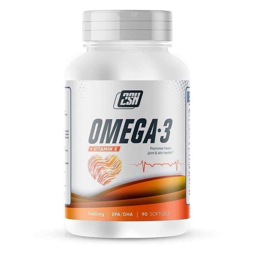 2SN Omega-3 + Vitamin E 90 caps
