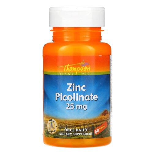 Thompson Zinc Picolinate 60 caps
