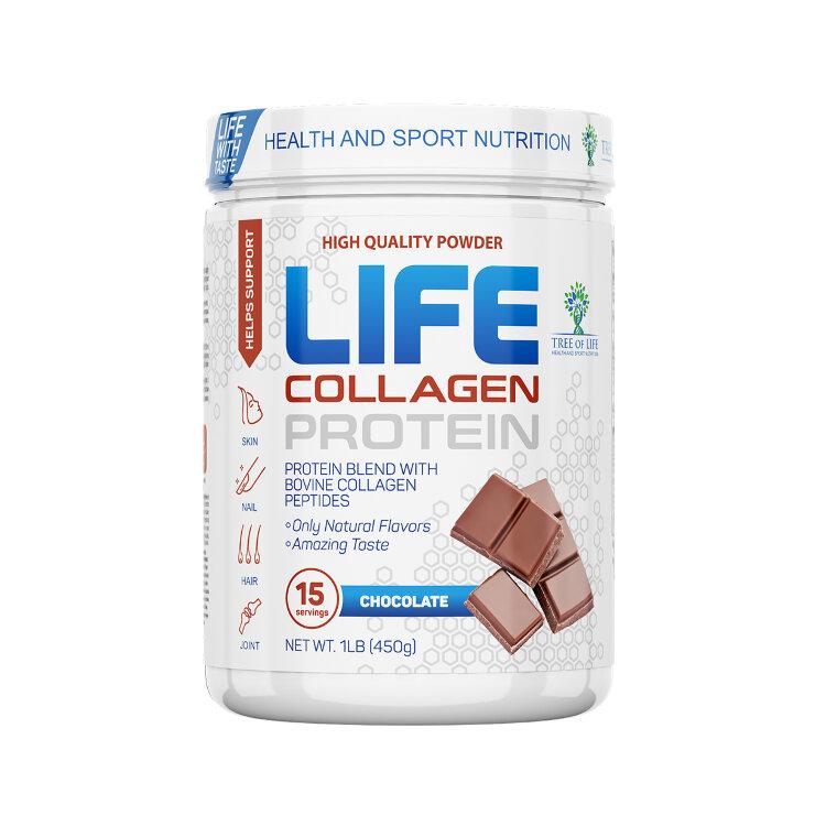 Life Collagen Protein 450 g