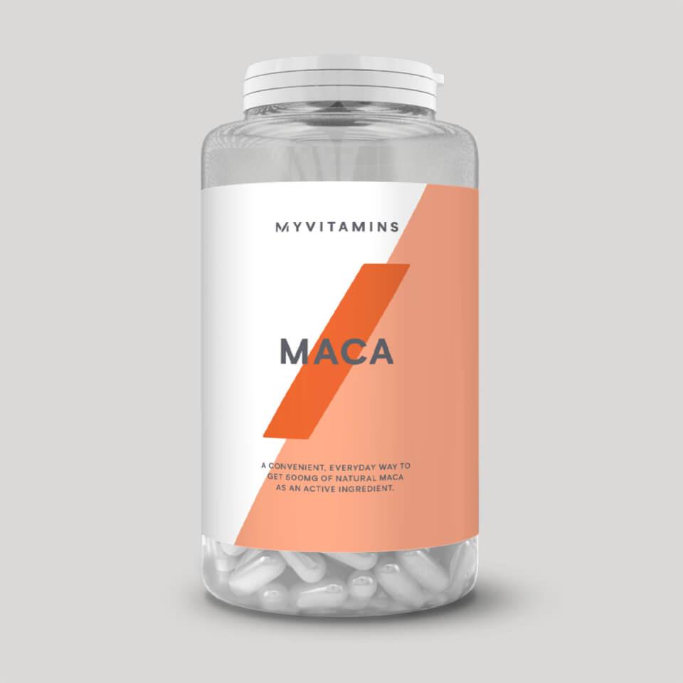 MyProtein Maca 30 caps