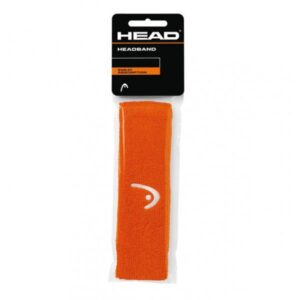 Hair sweatband повязка оранжевая OS