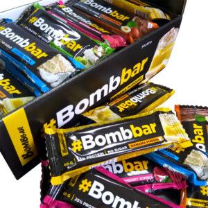 BombBar Батончик глазированный 40 г